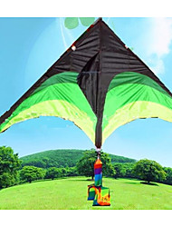 cheap -Kite Twill Fabrics Kite Flying Kite Festival Outdoor Beach Park Creative Geometric Pattern Convenient Grip DIY Decompression Toys Big 1 pcs Gift Kid's Adults Kids Child's Men's Women's All Boys