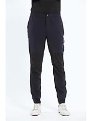 cheap -Mysenlan Men's Cycling Pants Bike Pants / Trousers Pants Sports Polyester Black Clothing Apparel Relaxed Fit Bike Wear