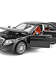 cheap -1:32 Toy Car Vehicles Car SUV City View Cool Exquisite Metal Alloy All Boys' Girls' 1 pcs