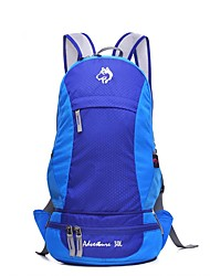 cheap -Jungle King 30 L Rucksack Multifunctional Waterproof Breathable Wear Resistance Outdoor Hiking Nylon Red Green Blue