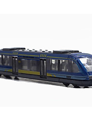 cheap -Toy Trains & Train Sets Train Train Simulation / Exquisite / Parent-Child Interaction Plastic & Metal / Metal Alloy All Kids Gift 1 pcs