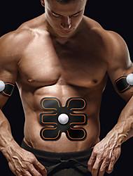 cheap -Abs Stimulator Abdominal Toning Belt Wireless Tummy Fat Burner Abdominal Toning Muscle Building Exercise & Fitness Gym Workout Bodybuilding For Men Women Leg Abdomen