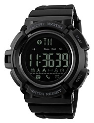 cheap -BoZhuo SK-245 Men Smartwatch Android iOS Bluetooth Sports Waterproof Calories Burned Long Standby Information Stopwatch Pedometer Call Reminder Activity Tracker Sedentary Reminder / Alarm Clock