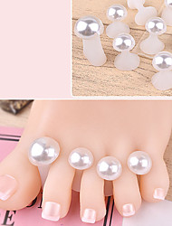 cheap -8pcs Silica Gel Nail Art Accessories Creative Stylish Daily Nail Art Sponge for Toe / Jewelry Series