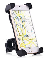 cheap -Bike Phone Mount Portable Lightweight Cycling for Road Bike Mountain Bike MTB TT Plastic Mix PP iPhone X iPhone XS iPhone XR Cycling Bicycle Black Pink 1 pcs
