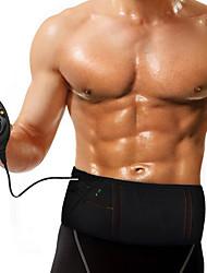 Недорогие -Abs-стимулятор Брюшной тонизирующий пояс Перезаряжаемый Электроника Тренажёр для приведения мышц в тонус Потеря веса Скульптор тела для похудения Контейнер для живота