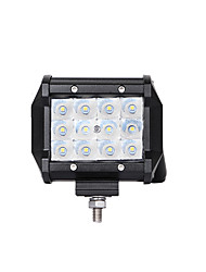 cheap -Lights Maker 1 Piece Motorcycle / Car Light Bulbs 36 W SMD 3030 12 LED Fog Light For universal / Motorcycles All years