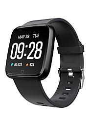 Недорогие -JSBP Y7 Женский Умный браслет Android iOS Bluetooth Спорт Водонепроницаемый Пульсомер Измерение кровяного давления Сенсорный экран / Датчик для отслеживания активности / Датчик для отслеживания сна