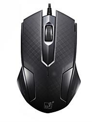 cheap -LITBest N129 Wired USB Gaming Mouse / Office Mouse Led Light 1200 dpi 3 Adjustable DPI Levels Keys 3 Programmable Keys