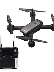 cheap -RC Drone LH-X34F RTF 4CH 6 Axis 2.4G With HD Camera 2.0MP 720P RC Quadcopter One Key To Auto-Return / Headless Mode / Access Real-Time Footage RC Quadcopter / Remote Controller / Transmmitter / Camera
