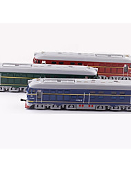 cheap -Toy Trains & Train Sets Train Glow / Simulation / Exquisite Plastic & Metal / Metal Alloy All Kids Gift 1 pcs