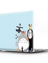 cheap -MacBook Case Animal Plastic for Macbook Pro 13-inch / Macbook Air 11-inch / MacBook Pro 13-inch with Retina display