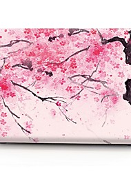 cheap -MacBook Case Flower PVC Case for Apple Macbook Air Pro Retina 11 12 13 15 Laptop Cover Case for Macbook New Pro 13.3 15 inch with Touch Bar