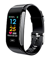 cheap -Factory OEM CK18S Smart Bracelet Smartwatch Bluetooth Sports Waterproof Heart Rate Monitor Blood Pressure Measurement Touch Screen Pedometer Call Reminder Activity Tracker Sleep Tracker Sedentary