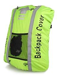 cheap -30 L Backpack Rain Cover Lightweight Rain Waterproof Reflective Strips Outdoor Hiking Cycling / Bike Camping Oxford Orange Green Blue
