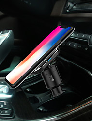 cheap -Nine Five NC1 2 in 1 high efficiency magnetic car wireless charger for apple iphone X iphone 8plus samsung S8