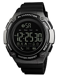 cheap -BoZhuo SK-347 Men Smartwatch Android iOS Bluetooth Sports Waterproof Calories Burned Long Standby Information Stopwatch Pedometer Call Reminder Sedentary Reminder Alarm Clock / NRF52832 / >480