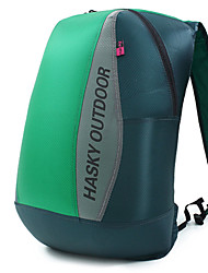 cheap -20 L Hiking Backpack Lightweight Packable Backpack Rain Waterproof Quick Dry Compact Wear Resistance Outdoor Climbing Cycling / Bike Camping Nylon Red Green Violet