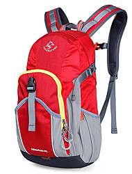 cheap -25 L Hiking Backpack Breathable Outdoor Hiking Cycling / Bike Camping Red Green / Yes