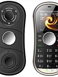 """cheap -Fidget Spinner Phone S08 1 inch """" Cell Phone (+ N / A 300 mAh mAh)"""