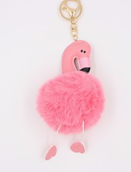 cheap -Bird Keychain Red Blue Pink Animal Alloy Casual Cartoon For Gift Daily