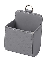 cheap -Car Organizers Storage Bags Artificial Leather For universal Universal