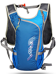 cheap -20 L Hiking Backpack Hydration Backpack Pack Waterproof Lightweight Breathable High Capacity Outdoor Hiking Cycling / Bike Camping Fuchsia Blue Dark Navy / Yes