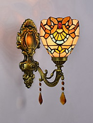 cheap -Antique Wall Lamps & Sconces Living Room Metal Wall Light 110-120V / 220-240V 40 W / E26 / E27