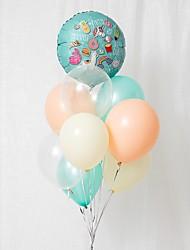 Недорогие -Воздушный шар Латекс 10 шт. Праздники / Сад / Сказка