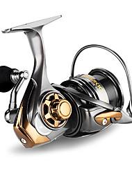 cheap -Fishing Reel Spinning Reel 7.1:1 Gear Ratio+6 Ball Bearings Hand Orientation Exchangable Sea Fishing / Bait Casting / Lure Fishing / General Fishing