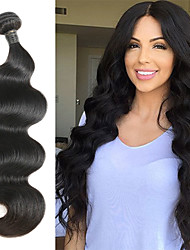cheap -1 Bundle Malaysian Hair Body Wave Remy Human Hair Human Hair Extensions 8-30 inch Human Hair Weaves Soft Best Quality New Arrival Human Hair Extensions / 10A
