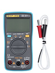 cheap -BSIDE ZT102 Ture RMS Digital Multimeter AC/DC Voltage Current Temperature Ohm Frequency Diode Resistance Capacitance Tester