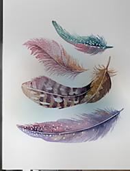 cheap -Window Film & Stickers Decoration Artistic / Retro Character PVC(PolyVinyl Chloride) Cute