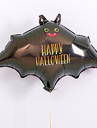 Недорогие -Воздушный шар Фольга 1шт Halloween