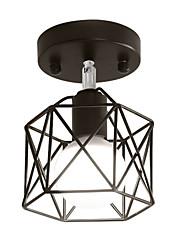 cheap -1-Light 12 cm Adjustable Flush Mount Lights Metal Painted Finishes Antique / Retro Vintage 110-120V / 220-240V / E26 / E27
