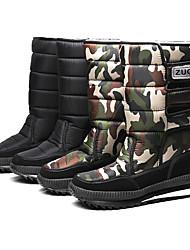 Недорогие -Жен. Зимние сапоги Зимние ботинки Ткань Катание на лыжах На открытом воздухе Снежные виды спорта Водонепроницаемость С защитой от ветра Пригодно для носки Зима