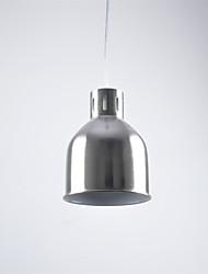 cheap -1-Light CXYlight 18 cm New Design Pendant Light Metal Bowl Electroplated Retro Vintage / Country 110-120V / 220-240V