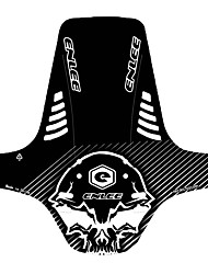 cheap -Bike Fender Road Bike / Mountain Bike MTB / Folding Bike Waterproof / Portable / Cycling PP - 1 pcs Dark Grey / Green / Red and White