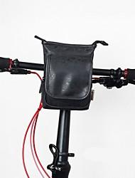 cheap -Bike Handlebar Bag Shoulder Messenger Bag 10 inch Portable Cycling for All Phones Brown Black Red Mountain Bike / MTB Casual Backcountry