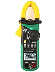 cheap -MASTECH Digital Multimeter Amper Clamp Meter MS2108A Current Clamp Pincers AC/DC Current Voltage Capacitor Resistance Tester