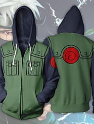 cheap -Inspired by Naruto Naruto Uzumaki Hoodie Terylene Cartoon Hoodie For Women's / Men's