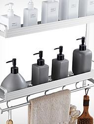 cheap -Bathroom Shelf New Design / Cool Modern Aluminum 1pc Wall Mounted