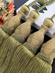 cheap -curtain Accessories Tassel / Tie Back Modern / European Style 2 pcs