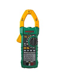 cheap -MASTECH MS2115A Digital Clamp Meter True RMS AC/DC Current 6000 Counts Voltage Resistance Capacitance NCV Tester