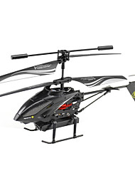 cheap -RC Helicopter WLtoys LX0068A 5CH Infrared With Camera RTF LED Lights / Hover / Remote Control
