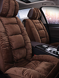 cheap -ODEER Car Seat Covers Seat Covers Coffee Textile / Acetate Common For universal All years All Models