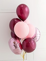 cheap -Balloon Bundle Latex 9pcs Wedding