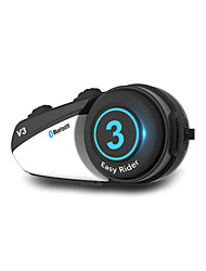 cheap -V3 Bluetooth 4.0 Bluetooth Headsets Ear hanging style Bluetooth / MP3 / Multi-person Intercom Motorcycle