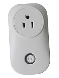 cheap -WETO W-T05 US WiFi Smart Plug for Smart Home Remote Control Works With Alexa Google Home Timer Socket for iOS Android