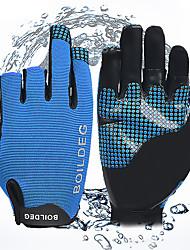 cheap -Fishing Gloves Fingerless Gloves Bait Casting Breathable Anti-Slip Skidproof Silicon Spring, Fall, Winter, Summer Men's Women's / Lure Fishing